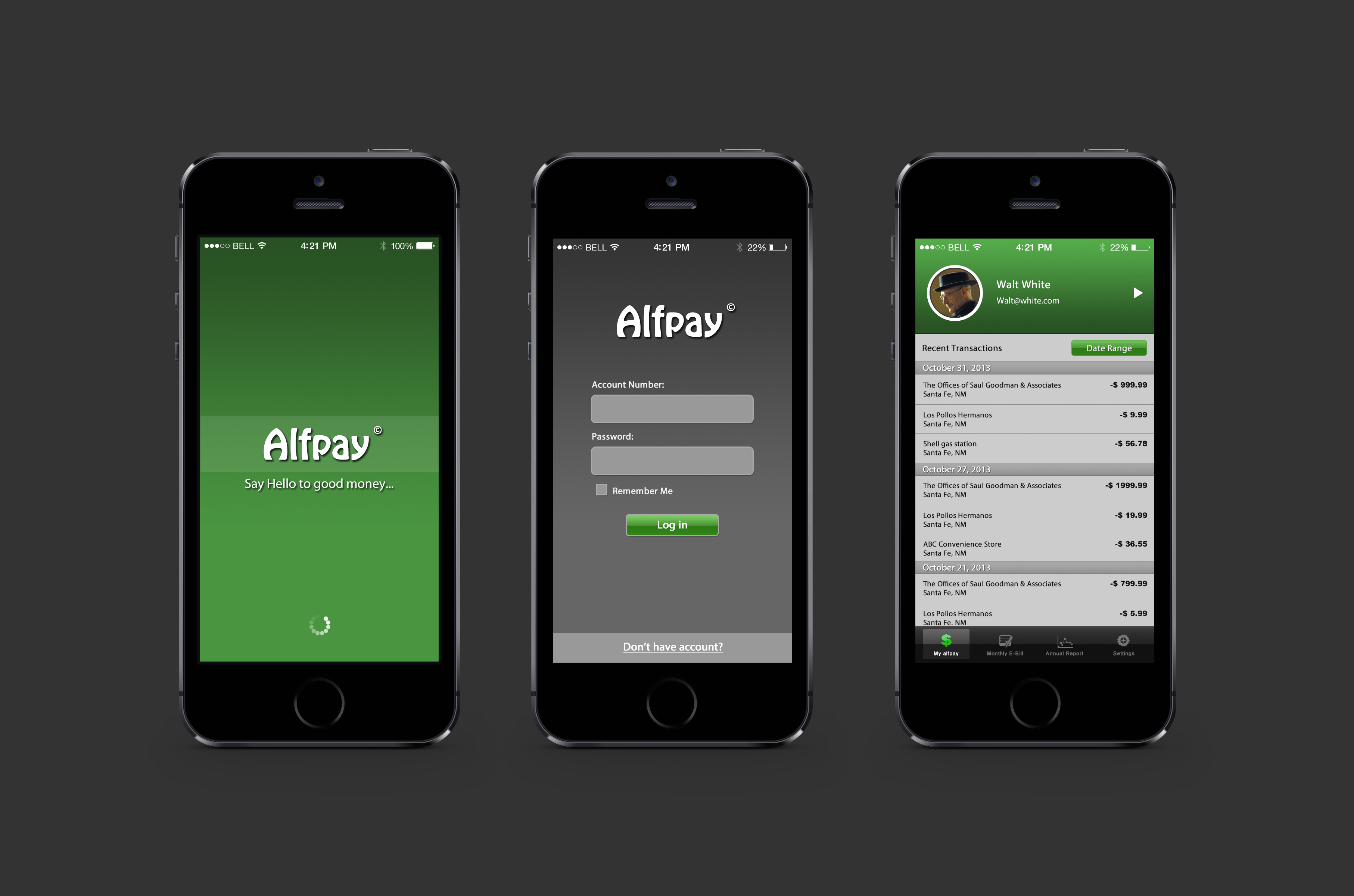 Infographic app alfred 39 s portfolio site for Blueprint app free
